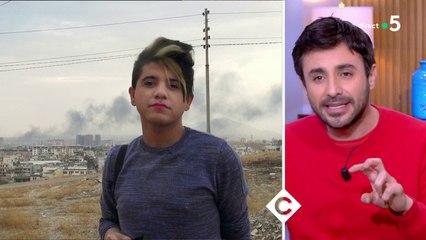 Kurde, homosexuel : le calvaire de Kojin - C à Vous – 10/02/2020