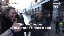 'I may be next Irish PM': Sinn Fein leader
