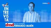 Entrevista a Fernando Marín - En La Frontera, 10 de Febrero de 2020
