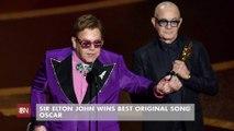 Sir Elton John's 2020 Oscar