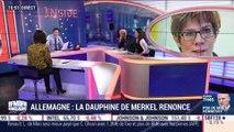 Les Insiders (2/2): la dauphine désignée d'Angela Merkel renonce à lui succéder - 10/02