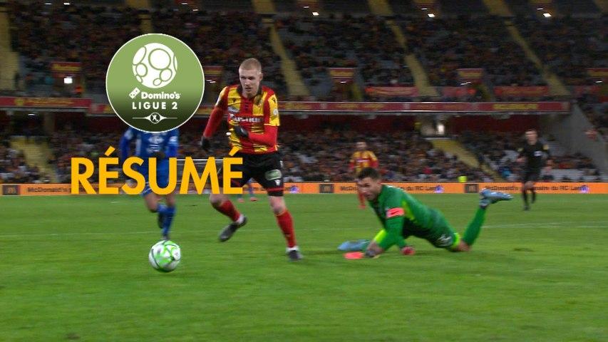 RC Lens - Grenoble Foot 38 (0-0)  - Résumé - (RCL-GF38) / 2019-20