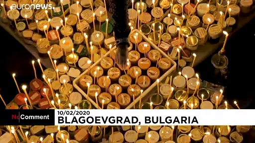 Bulgarians celebrate beekeepers saint day amid climate change threat to national beekeeping industry