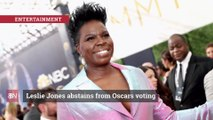 Leslie Jones And The Oscar Vote