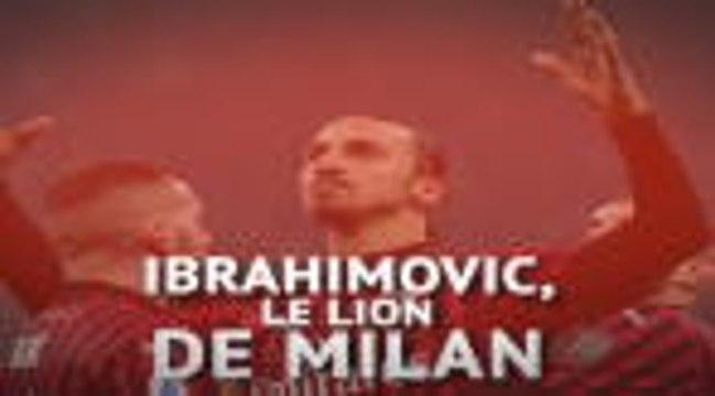 23e j. - Ibra, le lion du derby de Milan