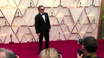 Oscars 2020 Joaquin Phoenix Wins Best Actor for Joker