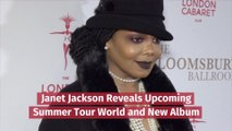 Janet Jackson's Next Tour