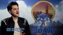Sonic The Hedgehog - Exclusive Interview With Ben Schwartz & Jeff Fowler