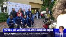 """Après les Oscars, l'équipe du film """"Les Misérables"""" a été reçue par le consul de France"""