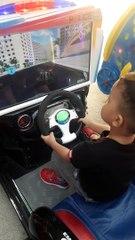 My Little boy @ arcade
