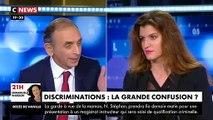 """Face à face Eric Zemmour / Marlène Schiappa: """"Pour les intégrer, les parents des Mohammed auraient du les appeler François ! C'est à eux de s'intégrer, pas l'inverse"""""""