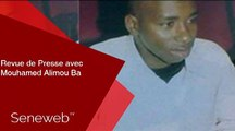 Revue de Presse du 11 Fevrier 2020 avec Mouhamed Alimou Ba