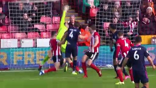 Sheffield United - Bournemouth (2-1) - Maç Özeti - Premier League 2019/20