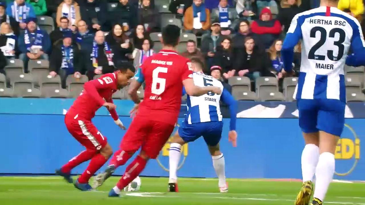 Bundesliga'da 21. Haftanın En Güzel 5 Golü (2019/20)