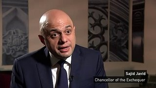 Sajid Javid: No Windrush on Jamaica flight