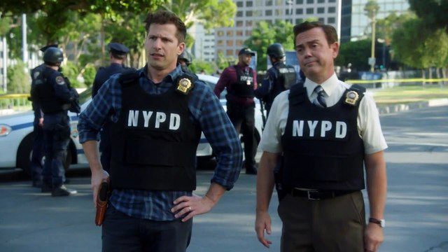 Brooklyn Nine-Nine Season 7 Nobody's Badder Than the Nine-Nine Promo (2020)