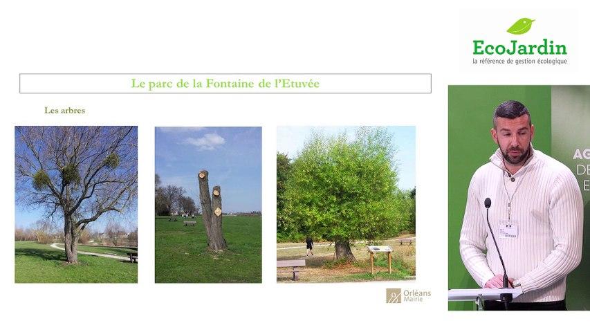 7 - Agathe Dupin et Anthony Mallet, Ville d'Orléans - Rencontre EcoJardin 2020