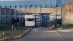 Opération de blocage au centre pénitentiaire