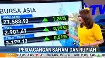 IHSG Bersama Bursa Asia Kompak Menguat