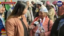 Kejriwal's footsoldiers say it is a victory over divisive forces | Oneindia News