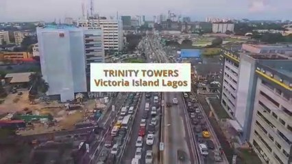 ConstructAfrica presents... RCCG Trinity Towers, Nigeria