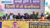 Delhi, I love you : Arvind Kejriwal after winning Assembly Polls