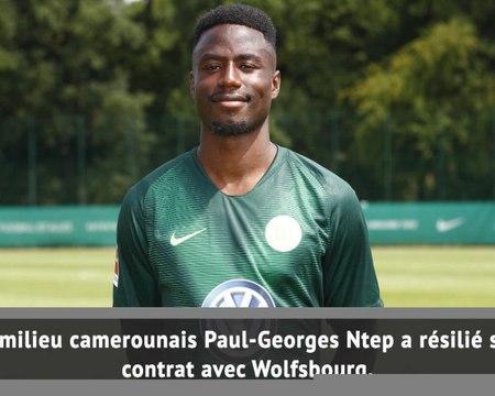 Wolfsbourg - Ntep résilie son contrat
