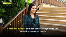 Shraddha Kapoor Breaks Into A Little Chicken Dance At A Party; It's Funny AF