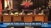 Ketua DPRD Sakit, Rapimgab Pemilihan Wagub DKI Jakarta Ditunda Lagi