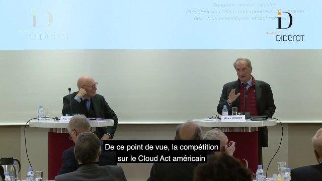 L'avenir de l'indépendance scientifique et technologique française 3/3