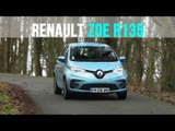 Essai Renault Zoé R135 Intens 2020