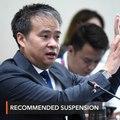 Money laundering threat: Villanueva recommends suspending POGOs