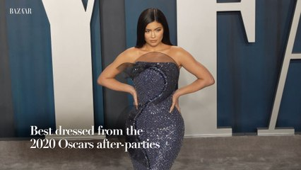 Best dressed from the 2020 Oscars after-parties