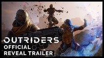 OUTRIDERS - Official Gameplay Reveal Trailer (2020) Xbox Series X