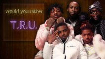 2 Chainz and T.R.U. want to take you on at NBA 2K in 'Would You Rather'