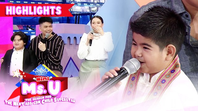 Yorme's take on cheating on games | It's Showtime Mini Miss U