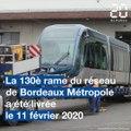 Bordeaux : Avec ses 130 rames, le réseau de tramway de la métropole est l'un des plus grands de France