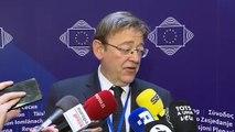 """Puig: """"Si queremos más cohesión europea tenemos que poner más recursos"""""""