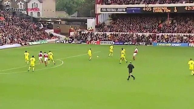 Le jour où Thierry Henry a inscrit le but le plus insolent de Premier League