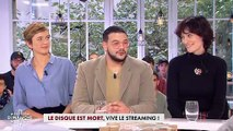 Interview de Sadek - Clique Dimanche du 05_11 - CANAL+