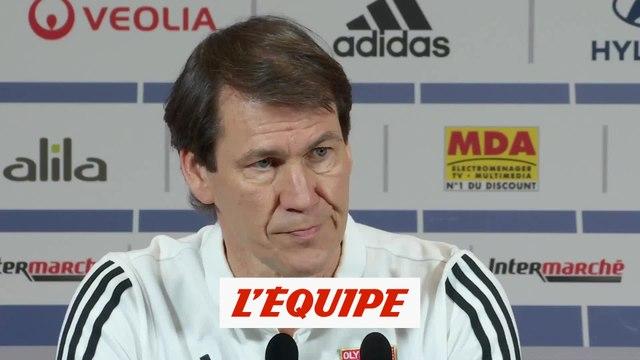 Garcia «On va voir comment est Cornet» - Foot - Coupe de France - OL