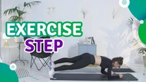 Exercise step - Fit People