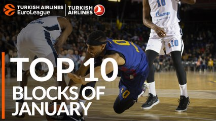 Top 10 Blocks of January!