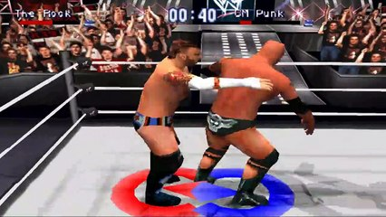 WWE Smackdown 2 - The Rock season #3