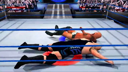 WWE Smackdown 2 - The Rock season #5
