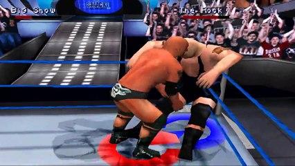 WWE Smackdown 2 - The Rock season #6