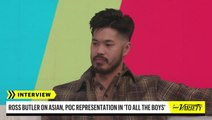 Ross Butler Talks 'To All the Boys' Sequel & Ending '13 Reasons Why'