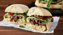This Is The Best Steak Sandwich EVER