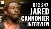 UFC 247: Jared Cannonier guest fighter interview