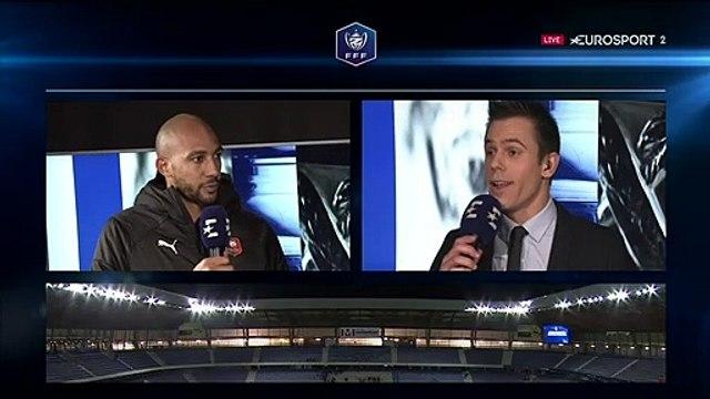 """Nzonzi : """"Retrouver l'équipe de France, ce serait top, mais je n'en suis pas là"""""""